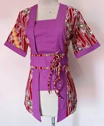Aneka Kraesi Batik Kami Menjual Aneka Kreasi Batik Laman 6